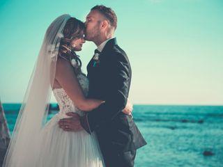Le nozze di Simone e Ambra