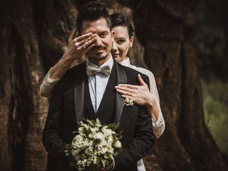 Le nozze di Serena e Vito