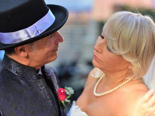 Le nozze di Olga e Max