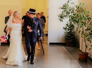 Le nozze di Olga e Max 3