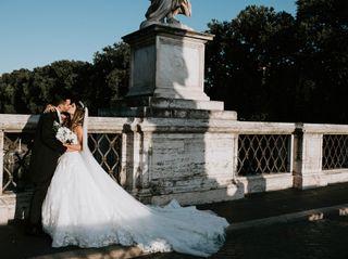 Le nozze di Martina e Julian 1