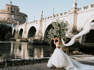 Le nozze di Martina e Julian