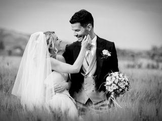 Le nozze di Thomas e Giulia