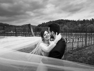 Le nozze di Paola e Giulio