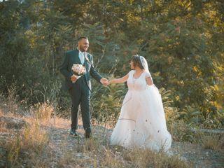 Le nozze di Paola e Salvo
