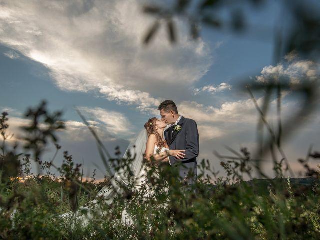 Il matrimonio di Stefano e Romina a Sant'Omero, Teramo 8