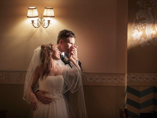 Il matrimonio di Stefano e Romina a Sant'Omero, Teramo 9