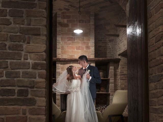 Il matrimonio di Stefano e Romina a Sant'Omero, Teramo 10