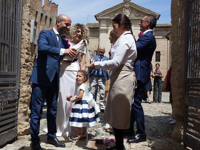 Il matrimonio di Matteo e Cecilia a Piacenza, Piacenza 21