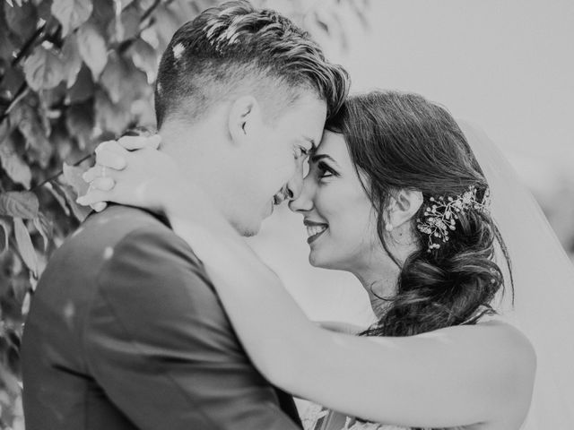 Le nozze di Lara e Giuseppe