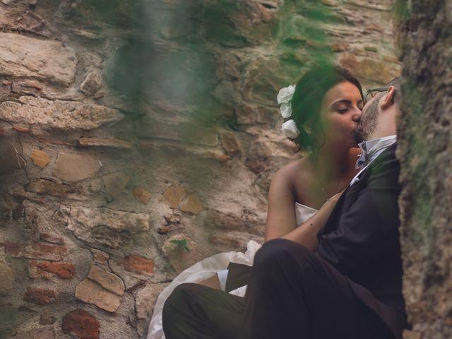 Le nozze di Carla e Nino
