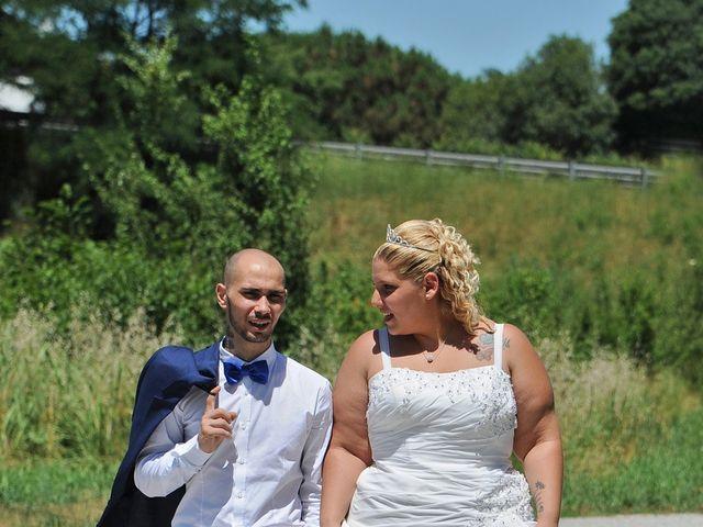 Il matrimonio di Maurizio e Emma a Milano, Milano 12