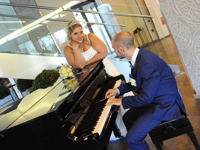 Il matrimonio di Maurizio e Emma a Milano, Milano 23