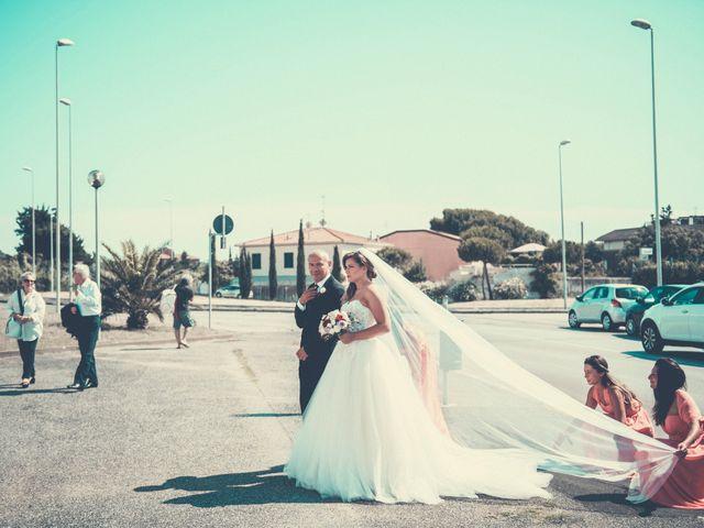 Il matrimonio di Ambra e Simone a Pisa, Pisa 19
