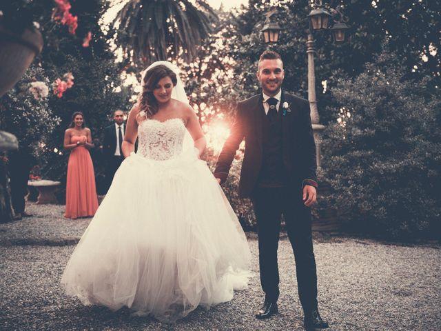 Il matrimonio di Ambra e Simone a Pisa, Pisa 31