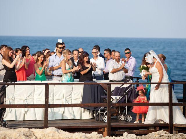 Il matrimonio di Giuseppe e Claudia a Brucoli, Siracusa 17