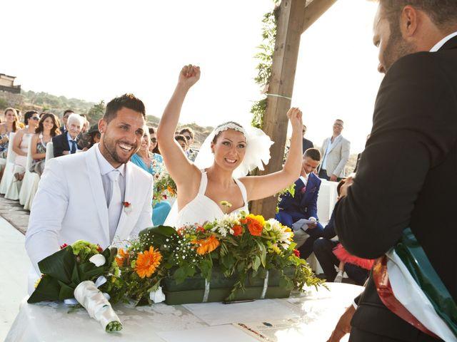 Il matrimonio di Giuseppe e Claudia a Brucoli, Siracusa 19