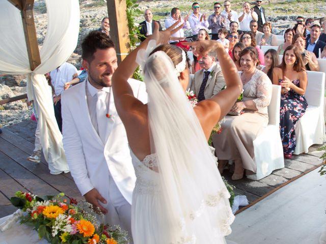 Il matrimonio di Giuseppe e Claudia a Brucoli, Siracusa 23