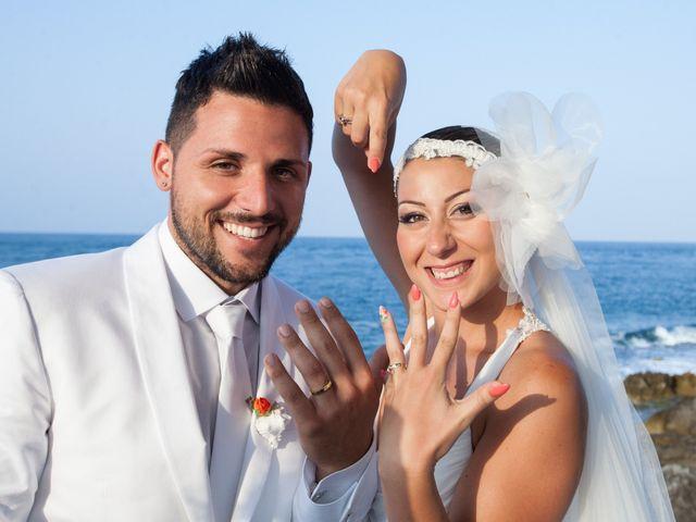 Il matrimonio di Giuseppe e Claudia a Brucoli, Siracusa 25