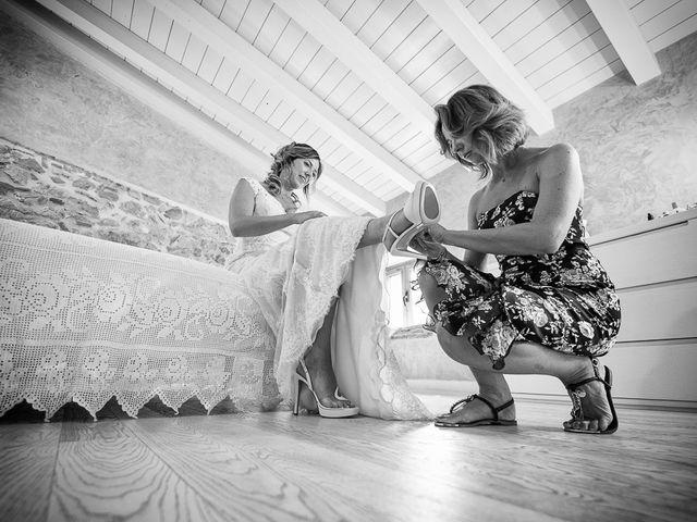 Il matrimonio di Albert e Ilaria a Lucca, Lucca 13