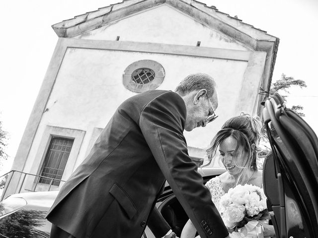 Il matrimonio di Albert e Ilaria a Lucca, Lucca 28