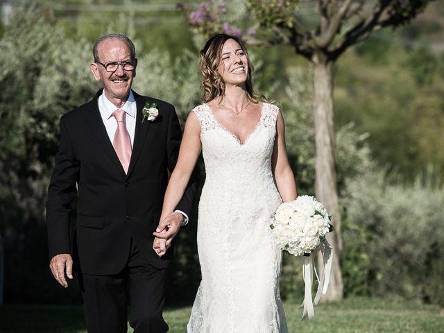 Il matrimonio di Albert e Ilaria a Lucca, Lucca 30