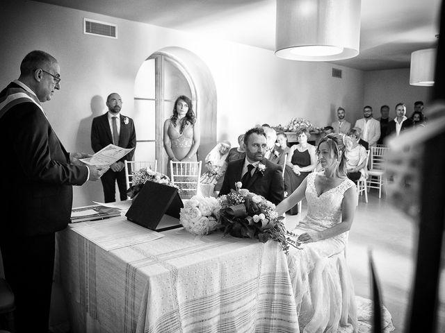 Il matrimonio di Albert e Ilaria a Lucca, Lucca 37