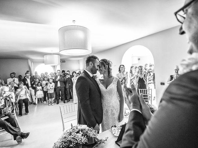 Il matrimonio di Albert e Ilaria a Lucca, Lucca 41