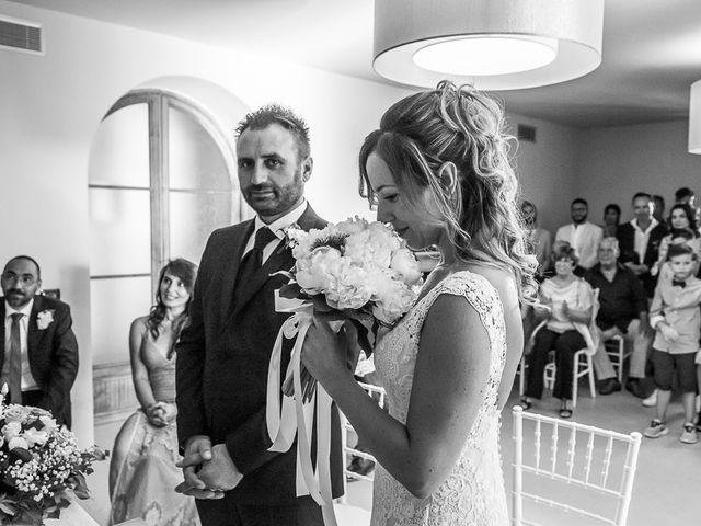 Il matrimonio di Albert e Ilaria a Lucca, Lucca 44