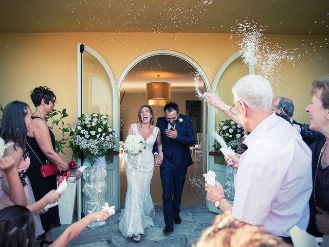 Il matrimonio di Albert e Ilaria a Lucca, Lucca 45