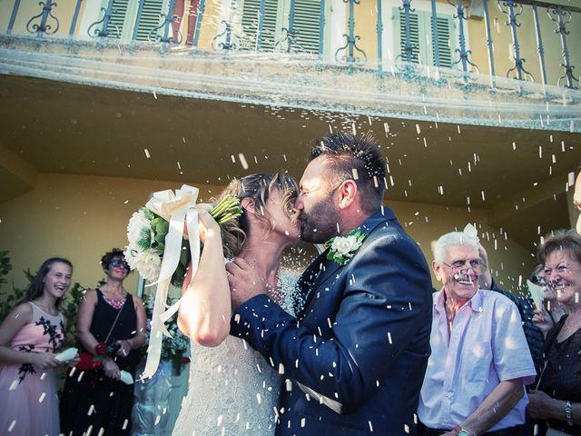 Il matrimonio di Albert e Ilaria a Lucca, Lucca 46