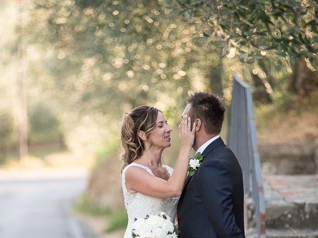 Il matrimonio di Albert e Ilaria a Lucca, Lucca 49