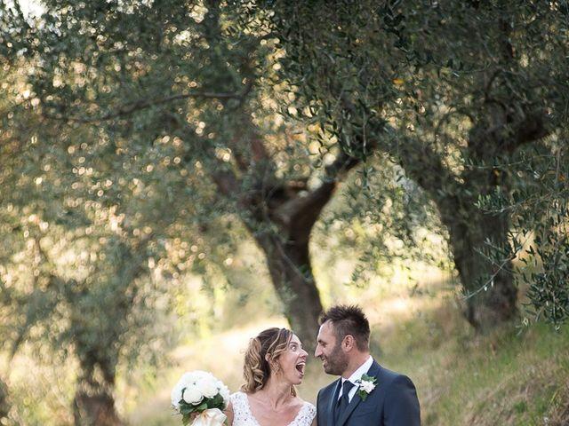 Il matrimonio di Albert e Ilaria a Lucca, Lucca 51