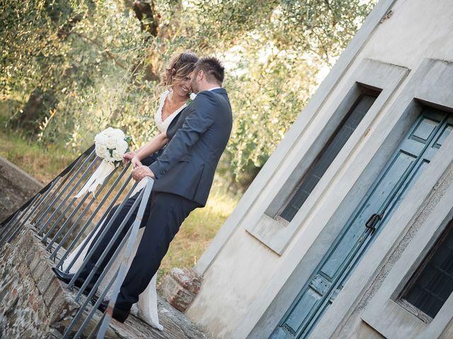 Il matrimonio di Albert e Ilaria a Lucca, Lucca 52