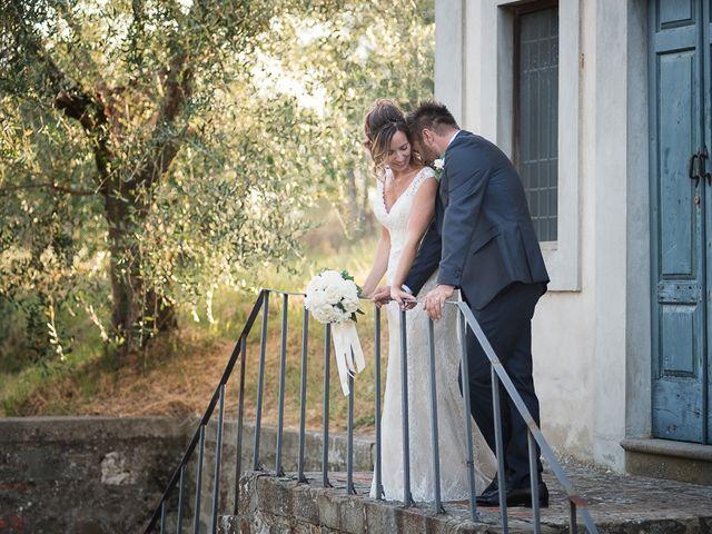 Il matrimonio di Albert e Ilaria a Lucca, Lucca 54