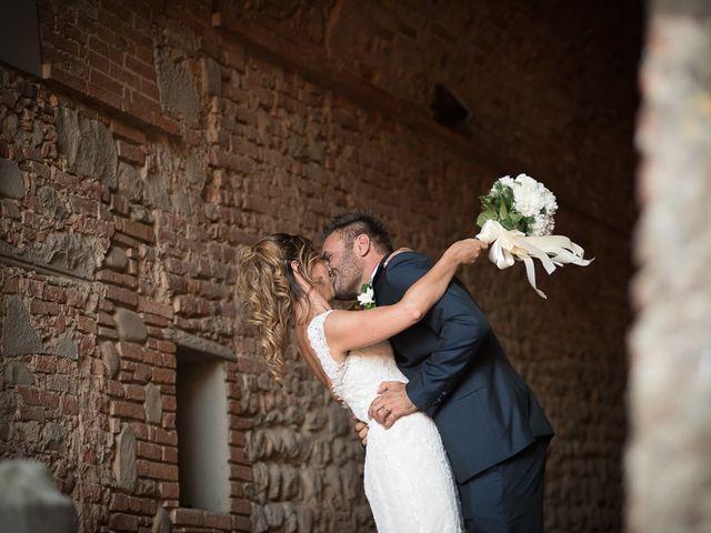 Il matrimonio di Albert e Ilaria a Lucca, Lucca 57