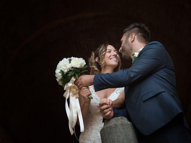Il matrimonio di Albert e Ilaria a Lucca, Lucca 58
