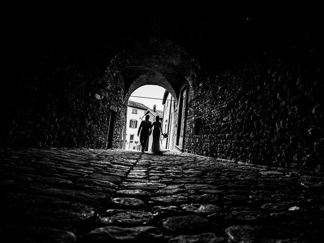 Il matrimonio di Albert e Ilaria a Lucca, Lucca 60