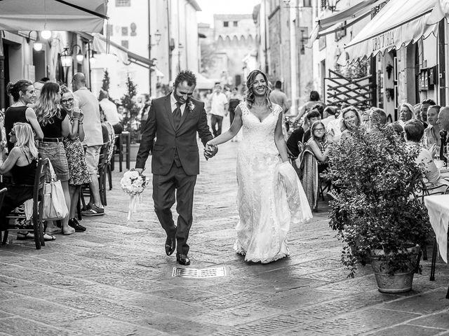 Il matrimonio di Albert e Ilaria a Lucca, Lucca 61