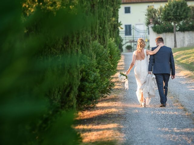 Il matrimonio di Albert e Ilaria a Lucca, Lucca 64
