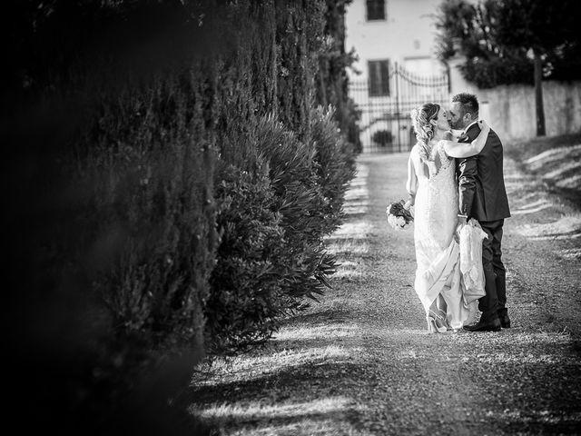 Il matrimonio di Albert e Ilaria a Lucca, Lucca 65