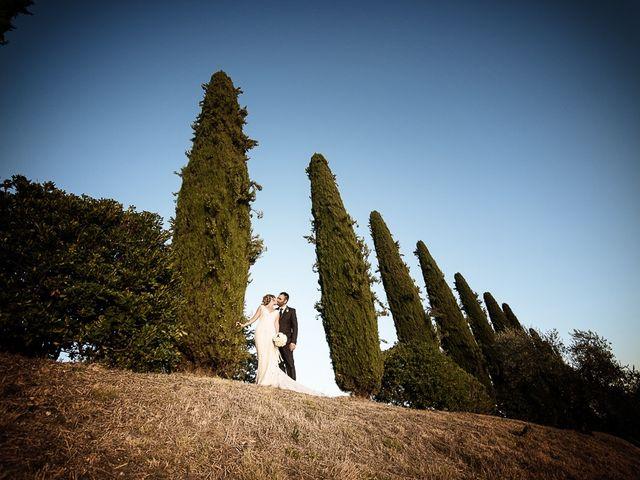 Il matrimonio di Albert e Ilaria a Lucca, Lucca 71