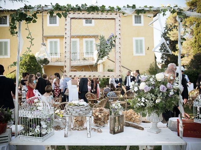 Il matrimonio di Albert e Ilaria a Lucca, Lucca 73