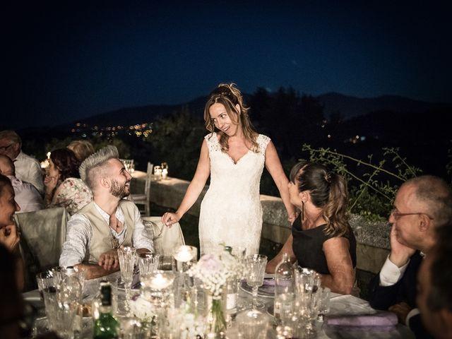 Il matrimonio di Albert e Ilaria a Lucca, Lucca 79