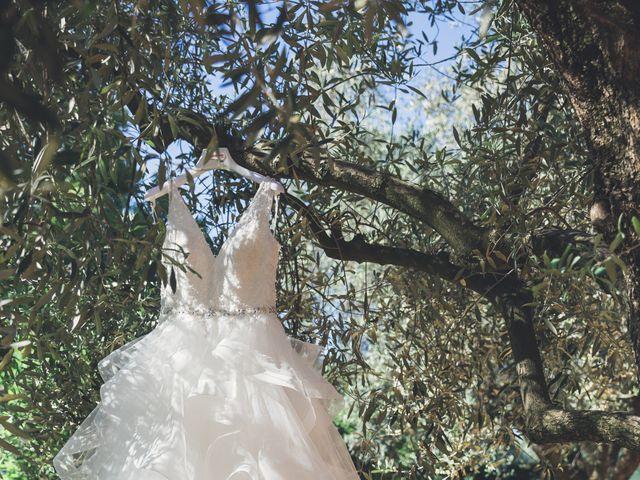 Il matrimonio di Alessandro e Alessia a Sermoneta, Latina 3
