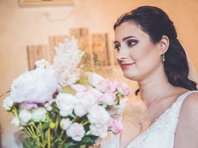 Il matrimonio di Alessandro e Alessia a Sermoneta, Latina 5