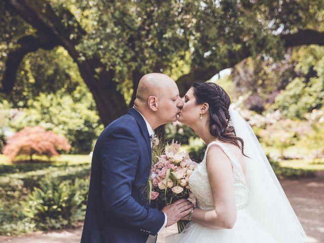 Il matrimonio di Alessandro e Alessia a Sermoneta, Latina 10