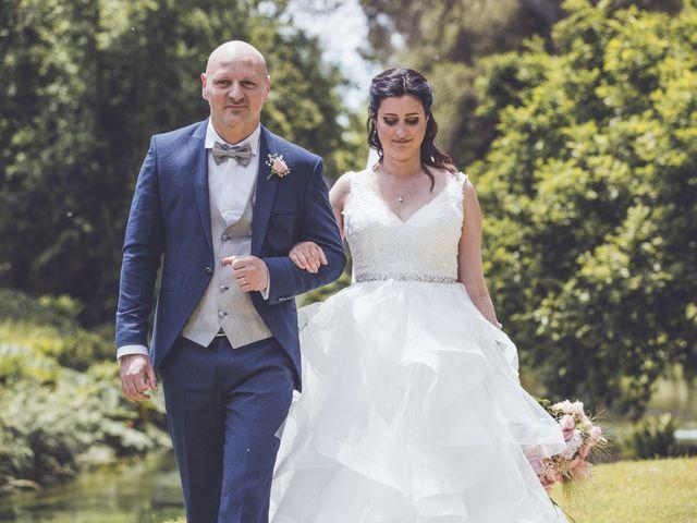 Il matrimonio di Alessandro e Alessia a Sermoneta, Latina 12