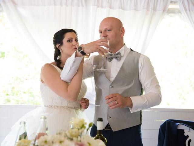 Il matrimonio di Alessandro e Alessia a Sermoneta, Latina 18