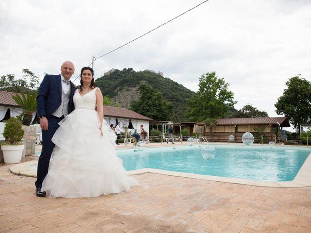 Il matrimonio di Alessandro e Alessia a Sermoneta, Latina 19